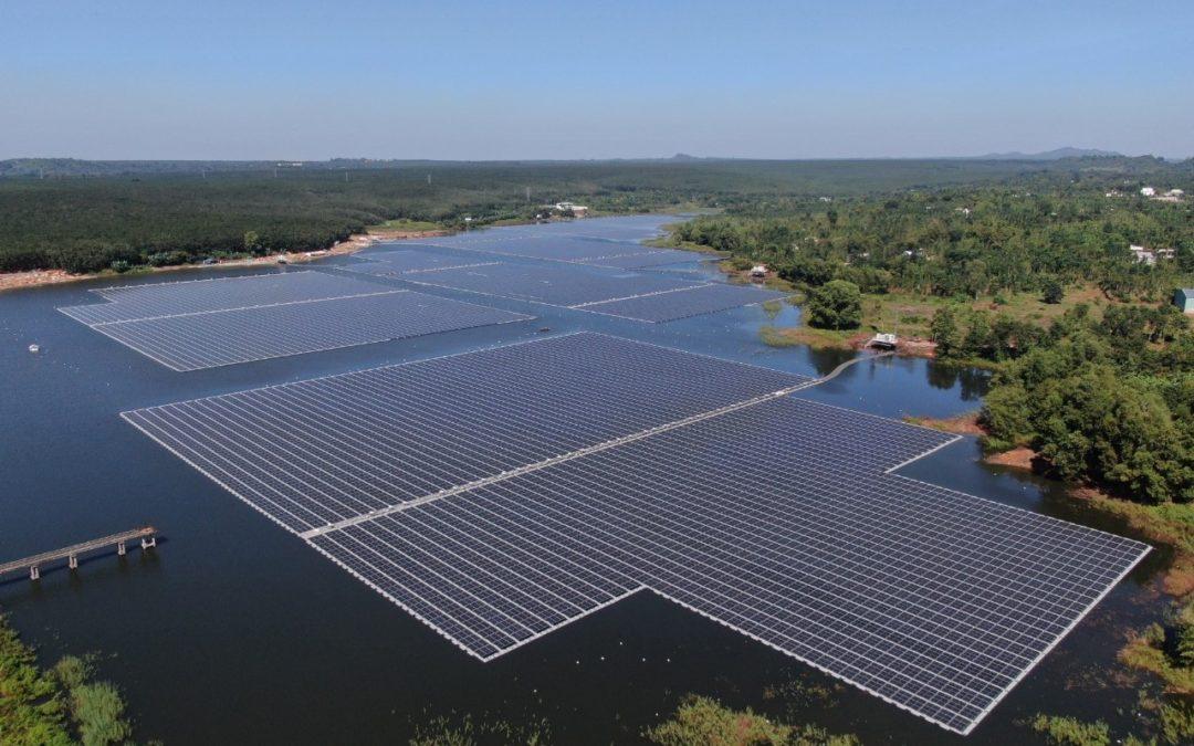 Claves para el desarrollo de la fotovoltaica flotante